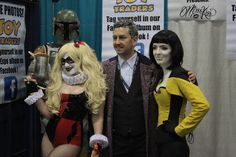 miss kiss, the twelfth doctor, and Tleia Luna Miss Kiss, Twelfth Doctor, Vancouver, Joker, Punk, Fictional Characters, Style, Fashion, Moda