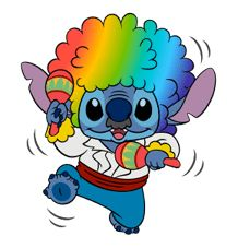 Stitch Returns by The Walt Disney Company (Japan) Ltd. Lilo Stitch, Disney Stitch Pins, Lilo And Stitch Quotes, Cute Stitch, Cute Disney Wallpaper, Cute Cartoon Wallpapers, Disney Drawings, Cute Drawings, Stitch Drawing