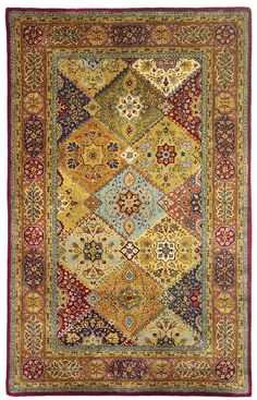 Safavieh Persian Legend Red Area Rug & Reviews | Wayfair