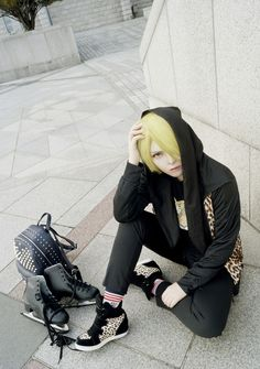 Han sun - Yuri Plisetsky cosplay photo | Cure WorldCosplay