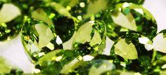 Peridootti, kivet peridootti on myös kaunista vihreänä. Herbs, Herb, Medicinal Plants