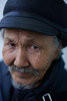 Old Yakutia Man - Yakutsk, Yakutia, Siberia, Russia <3