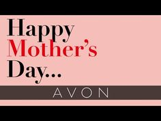 A Powerful Mothers Day Message from Avon: At Avon, we know just how demanding – and rewarding – it is to be a mom. That's one of the reasons why we support a community of women around the globe, helping them to become empowered and financially independent while retaining a work-life balance.  beautyforapurpose.avon.com/mothers-day-celebrities/