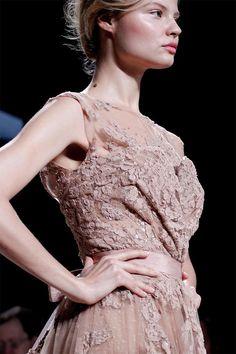 Magdalena Frackowiak, Elie Saab Couture S/S 2011