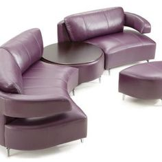 Thanks to its innovative shape and bold structure, this style redefines contemporary. As a sofa or sectional configuration, it gives new meaning to the word destination. 3 Piece Sectional, Reclining Sectional, Modern Sectional, Modern Sofa, Sectional Sofa, Sofas, Contemporary Furniture, Modern Contemporary, Decoration