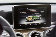2015 Mercedes-Benz C350 Plug-In Hybrid Estate  #