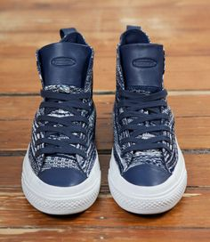 MISSONI X CONVERSE CT HI CROWN BLUE | Up There Store