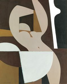 """Untitled"" by Yannis Moralis (Undated) Ecole Art, Greek Art, Impressionist Paintings, Figure Painting, Artist Art, Art Day, Art Drawings, Contemporary Art, Abstract Art"