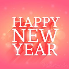Happy new year images | Happy New Year. (Pink and orange) Happy New Month Messages, Happy New Month Quotes, New Year Greeting Messages, Happy New Year Message, Happy New Year Wishes, Happy New Year 2019, New Year Greetings, New Year 2020, New Years Eve Quotes