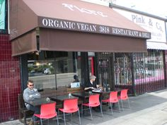 Flore Vegan in Los Angeles (Silverlake), Calif.