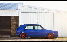 Volkswagen Golf Mk1, Vw Mk1, Golf 1, Man Cave, Old School, Euro, German, Garage, Trucks