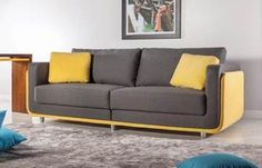 sofas madeira modernos - Pesquisa Google