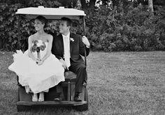 Golf Wedding.   Prepare to Wed Blog.