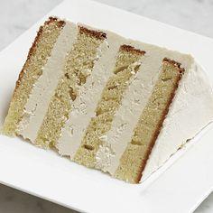 Vanilla Chiffon Cake - FineCooking
