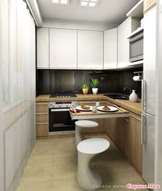 1000 images about home panchis on pinterest tvs ideas for Ideas para cocinas pequenas