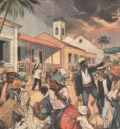 On May 8th, 1902, Mount Pelee erupted, obliterating the city of St. Pierre and killing 30,000 people in 5 minutes.