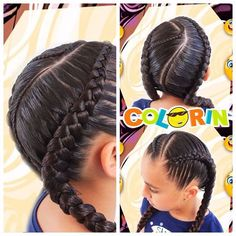 Kids Braided Hairstyles, Teen Hairstyles, Little Girl Hairstyles, Kinky Curly Hair, Curly Hair Styles, Natural Hair Styles, Kohls Dresses, Amazon Dresses, Dresses Dresses