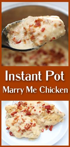 Yummy chicken recipe that will get you a marriage proposal! The sauce is so good you could drink it. Quick Chicken Recipes, Easy Healthy Recipes, Crockpot Recipes, Turkey Recipes, Free Recipes, Instant Pot Dinner Recipes, Easy Dinner Recipes, Dinner Ideas, Mixed Seafood Recipe