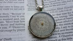Faith necklace $20  Check out this item in my Etsy shop https://www.etsy.com/listing/226932450/mustard-seed-necklace-faith-of-a-mustard