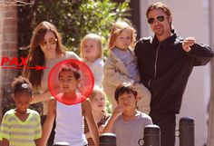 Most Famous couple in Hollywood Angelina Jolie and Brad Pitt, could lose custody of one of his adopted son name Pax, who is 8 years old .
