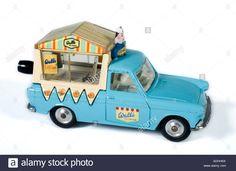 Ice Cream Van, Diecast Models, Wooden Toys, Corgi, Stock Photos, Wooden Toy Plans, Wood Toys, Corgis, Woodworking Toys