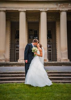 Romantic Hall of Springs wedding in Saratoga Springs NY