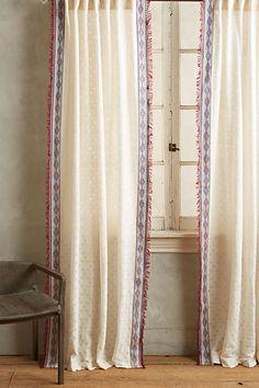 Thayer Curtain - anthropologie.com