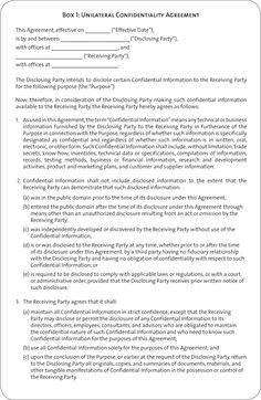 non circumvention non disclosure agreement template - 1000 ideas about non disclosure agreement on pinterest