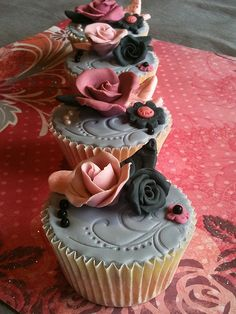 Blueberry Hill Cupcakes | Recipe | Blueberry Cupcakes, Blueberry ...