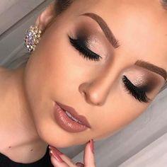 """7,119 curtidas, 59 comentários - Michelly Palma Makeup (@michellypalmamakeup) no Instagram: """"Maquiagem mais linda do meu repertório para alegrar e inspirar a nossa Quinta ❤️❤️ Amo demais…"""""""