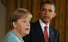 Obama 'approved tapping Merkel's phone 3 years ago'