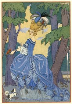 Petes Galantes (George Barbier) Ⅱ