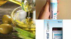 Feirinha Chic : Umectação com bepantol e azeite de oliva