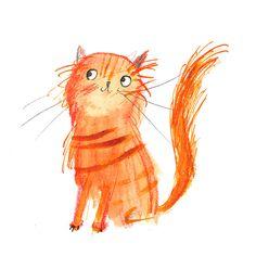 Laura Hughes - Cat