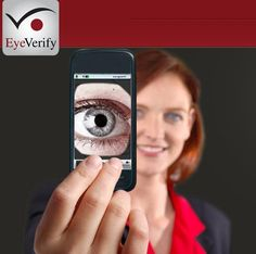 EyeVerify to allow users to unlock their smartphones through eye scan