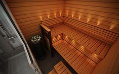 Galleria - Kategoria: 3D kuvat Swing lauteista | Sun Sauna Kotikylpylä Saunas, Stairs, 3d, Outdoor Decor, Home Decor, Steam Room, Stairway, Decoration Home, Room Decor