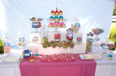 Candyland First Birthday Party Theme Idea!