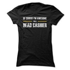 Awesome Head Cashier T-Shirt Hoodie Sweatshirts eoe