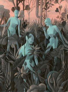 Men and Women by Alice Wellinger