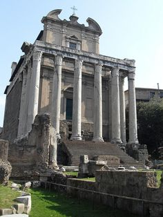 The Roman Forum- tied with The Colosseum as my #1 don't miss in Rome! Fascinating.  Tip: Get the Colosseum/Forum/Palatine ticket the day before at the Palatine and then get to The Forum first thing when they open the gates in the morning.  You'll have the place to yourself.  One more spot Rick Steves has a great free audio tour too.