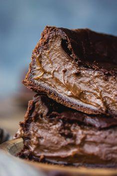 Flan au chocolat vegan | Recettes de pâtisserie sans oeufs, sans lactose