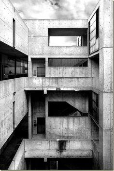 Louis Kahn | Salk Institute