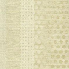 Sample Magnetic Stripe Wallpaper in Beige and Off White design by Stacy Garcia for York Wallcoverings