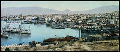 Πανόραμα του Πειραιά 1900 – 1910. Νεοελληνική Ιστορική Συλλογή Κ. Τρίπου/Φωτογραφικό Αρχείο Μουσείου Μπενακη.