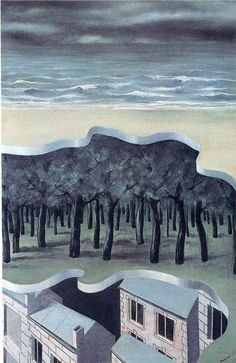 Popular panorama, 1926 by René Magritte