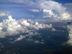 Flying over SWFL in July 2010