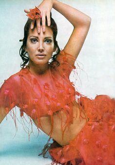 Gayle Hunnicut by Bert Stern Vogue 1968