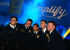 This week, we're celebrating all things FFA Alumni in the run-up to the Alumni Development Conference in Kansas City. This entry about FFA Alumni is written by Abrah Meyer, National FFA Central Region Vice President. Career Success, Ffa, Vice President, Kansas City, Conference, All Things, Leadership, Presidents, Student