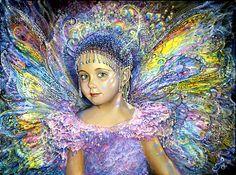 Fairy Lights - Josephine Wall Art