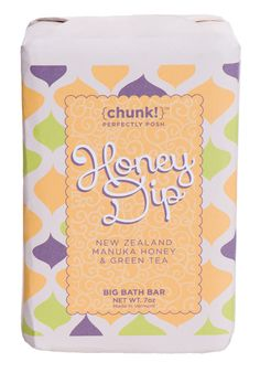 Honey Dip - ultra moisturizing BIG chunk! bath bar on sale for only $7 today! Check it out!!.... www.perfectlyposh.com/sarah/specials... plus Hey, Honey hand creme, Ho Ho Hot Cocoa body butter, and more!!....